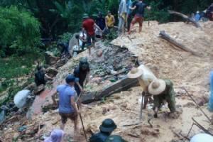 ภาคเหนือเวียดนามอ่วมน้ำท่วมหนักสุดในรอบ 40 ปี ตายย่างน้อย 14 คน