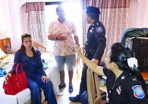 หนุ่มใหญ่มะกันบินลัดฟ้ามาหาสาวไทยหลังถูกใจกันในเฟซฯ สุดท้ายสวรรค์ล่ม! ถึงขั้นแจ้งความ