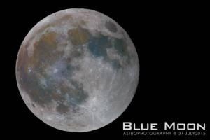 Blue Moon การกลับมาเต็มดวงเป็นครั้งที่ 2 ในรอบเดือน