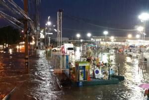 ระบบระบายน้ำห่วย-สร้างสนามกีฬาทับอ่าง! โคราชระดมแก้ท่วมเมืองซ้ำซาก ห่วงน้ำเขื่อนยังน้อย
