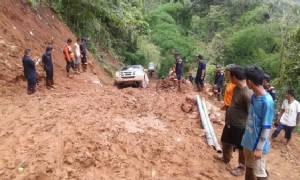 สรุปน้ำท่วม-โคลนถล่มสบเมย ทำชาวบ้านเดือดร้อน 5 ตำบล เกือบ 3 หมื่นชีวิต