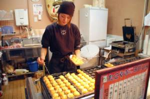 ชิมของกินยอดนิยมในงานวัดญี่ปุ่น