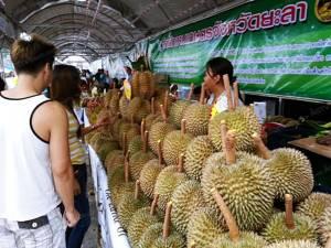 """""""เทศกาลผลไม้หรอย"""" จัดครั้งแรกในหาดใหญ่ ชวนชิมไม้ผลอุดหนุนเกษตรกรภาคใต้"""