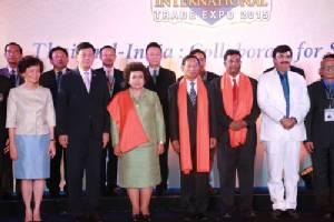 """Trade Expo สุราษฎร์"" ไทย-อินเดียเกินคาด ดันยอดส่งออกยางทะลุ 7 หมื่นล้านบาท"