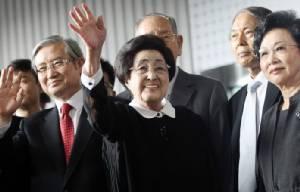 """ไม่มีลุ้น! อดีตเฟิร์สเลดี้โสมขาวไม่ได้พบ """"คิมจองอึน"""" ตลอด 4 วันในเกาหลีเหนือ"""