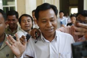 ผู้ว่าฯ เขมรถูกจับหลังลอยนวลนาน 2 ปี เหตุยิงแรงงานปี 2555