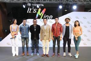 Toyota, It's Mine 2015