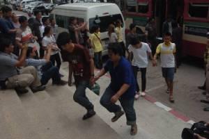 ตำรวจขน 71 เด็กแว้นยื่นฟ้องศาลแขวงพระนครเหนือ