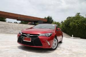 Test Drive : Toyota Camry 2.5G Esport ดูดุ แต่ยังไม่โหด