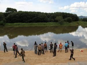 พบศพลอยติดตลิ่งแม่น้ำปัตตานี ตรวจสอบคาดถูดฆ่าก่อนโยนทิ้งน้ำ