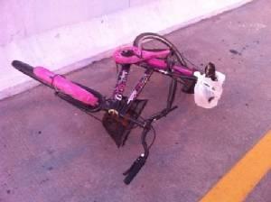 เก๋งชนรถจักรยาน รปภ.ดับคาที่บนถนนสุขุมวิท