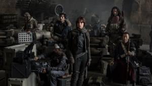 """""""ดอนนี"""" อย่างเท่! ภาพแรก Rogue One ปฏิบัติการชิงแปลน """"Death Star"""""""