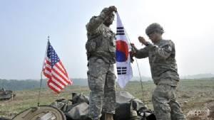 เกาหลีใต้-สหรัฐฯ เริ่มฝึกซ้อมรบร่วมกัน จำลองสถานการณ์ว่าโดนโสมแดงบุก