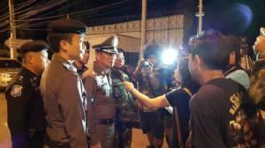 ผบก.ชลบุรีเข้มความปลอดภัย จัดกำลังเพิ่มเมืองท่องเที่ยว หลังบอมบ์ราชประสงค์