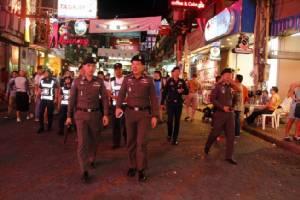 ผกก.ท่องเที่ยวสนธิกำลังทหาร สร้างความมั่นใจนักท่องเที่ยวเมืองพัทยา