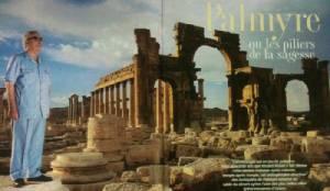"""สุดเหี้ยม! ไอเอสตัดคอ """"นักโบราณคดีซีเรีย"""" ในเมืองโบราณพัลไมรา"""