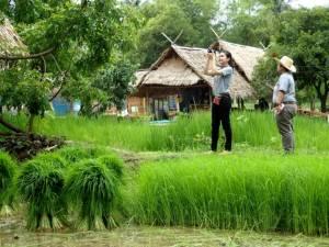 ทริปกรีน เที่ยววันแม่ แบบวิถีเกษตรอินทรีย์ ที่สามพราน ริเวอร์ไซด์