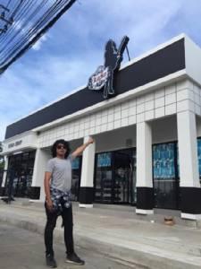 """""""เสก โลโซ"""" เปิดร้านสะดวกซื้อแข่ง """"เซเว่น"""" ประเดิมสาขาแรกที่ """"รามอินทรา"""""""