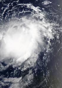 Tropical storm Erika takes aim at Caribbean