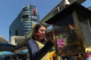 Thai police question Uighur trio over Bangkok blast