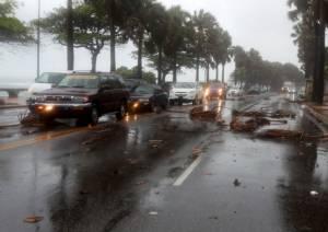 ฟลอริดาประกาศภาวะฉุกเฉินรับ'พายุเอริกา'หลังคร่าอย่างน้อย12ศพในโดมินิกา