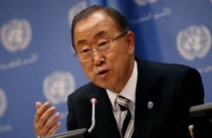 เลขาฯ UN เมินเสียงโวยญี่ปุ่น ยันร่วมพิธีสวนสนามรำลึกสงครามโลกในจีน