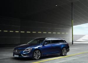Renault Talisman Wagon : ที่สุดแห่งความเอนกประสงค์