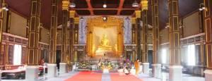 รักษ์วัดรักษ์ไทย  : วัดสิรินธรเทพรัตนารามฯ ชุมทางแห่งความรู้สู่ชุมชน