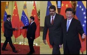 มาดูโรโอ่หนักจากปักกิ่ง จีนยอมให้กู้ 5 พันล้านดอลลาร์กระตุ้นเศรษฐกิจเวเนซุเอลา เพิ่มกำลังผลิตน้ำมัน