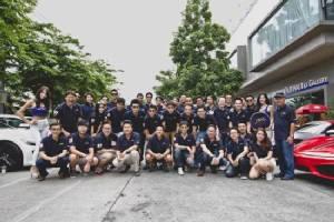 """ซิ่งจริง หรูจริง! เปิดแล้ว """"RoadMeister Thailand"""" คลับของคนหลงใหลในซูเปอร์คาร์"""