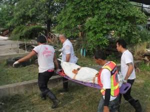 พบศพลูกเรือพม่าลอยในคลองท่าจีน จ.ภูเก็ต คาดเมาตกเรือเสียชีวิต