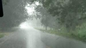 """""""น่าน"""" ฝนตกต่อเนื่องไม่หยุด ชาวเชียงกลางยังผวาหวั่นน้ำป่าทะลักซ้ำ"""