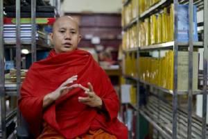 พระวิระธูอ้างชัยชนะหลังชาวมุสลิมพม่าถูกกันออกจากการเลือกตั้ง