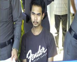 ภาค 2 แถลงข่าวจับกุมผู้ต้องหาคดีวัยรุ่นยิงคู่อริเสียชีวิตในร้านเกมเมืองจันท์