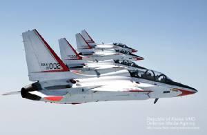 ทอ.ลงนามสัญญาจัดซื้อเครื่องบินฝึกนักบินขับไล่ขั้นต้นแบบ บ.เกาหลี 4 ลำ