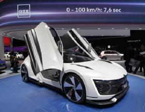 Top 10 must-sees at Frankfurt's IAA motor show