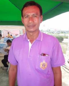 รอง ผอ.รพ.ระยองจัดทีมแพทย์รักษาผู้ประสบภัยน้ำท่วม