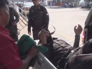 ด่วน! โจรใต้กดบึ้มตำรวจเจ็บ 3 พร้อมแขวนป้ายผ้าโจมตี จนท.รัฐอีกหลายจุดที่ปัตตานี