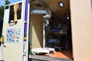 ส่งรถผ่าตัดช่วยผู้ป่วยตาบอดต้อกระจกฟรี ลดรอคิว นำร่อง 5 จ.อีสาน