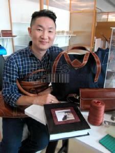 'Suranat' กระเป๋าหนังแฮนด์เมด ต่างที่ดีไซน์แฝงวิถีแบบไทย