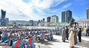 """มองโกเลียฉลองครบรอบวันประสูติ 800 ปี """"กุบไลข่าน"""" ผู้พิชิตแผ่นดินจีน"""