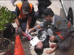 ด่านนอกสงขลาซ้อมแผนรับมือระเบิดเมือง ป้องท่องเที่ยวชายแดนไทย-มาเลย์