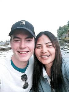 แอบส่องแฟนฝรั่งหวานใจดาราสาวไทย ใครเป็นใครกันบ้าง?