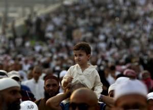 """ไม่ต้องเถียงกัน! ผู้นำมุสลิมซาอุฯ ชี้เหตุเหยียบกันตายในพิธีฮัจญ์ """"อยู่เหนือการควบคุมของมนุษย์"""""""