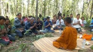 ดึงชาวบ้าน-เยาวชนร่วมปลูกป่าหวังฟื้นฟูความสมบูรณ์ธรรมชาติ