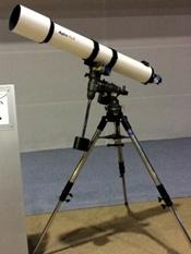 ประวัติปัจจุบันและอนาคตของการค้นพบสำคัญด้วยกล้องโทรทรรศน์