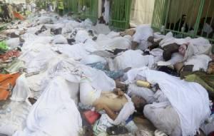 หลายชาติสงสัยตัวเลขเหยียบกันตายในพิธีฮัจญ์ของซาอุฯ เชื่อยอดเหยื่อจริงเกินพันศพ