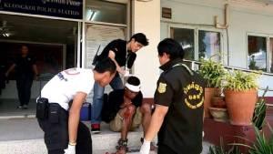 ตามล่าทหารเกณฑ์หนีจากกรม ทั้งที่โดนล่ามโซ่อยู่จากความผิดแอบกลับบ้าน 3 วัน