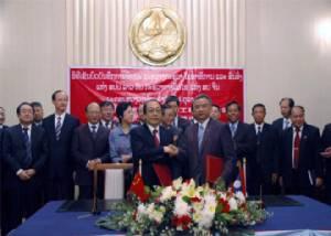 รัฐมนตรีลาวยันรถไฟจีน-เวียงจันทน์เข้าไทยไม่มีมวยล้ม เชื่อมั่นลงหมุดได้ปลายปี