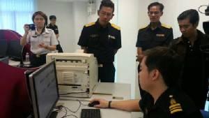 กรมศุลฯ ร่วมกับ ร.ฟ.ท.เปิดระบบตรวจตู้สินค้าทางรถไฟด้วยเครื่องเอกซเรย์อย่างเป็นทางการ